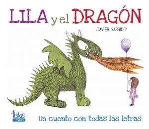 tapa lila y el dragon